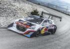 Sébastien Loeb testuje Peugeot 208 T16 (nové fotografie)