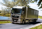 MAN představil vozidla řady TG s motory Euro VI