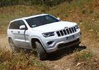Za volantem: Jeep Grand Cherokee 2014