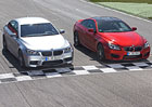 BMW M5 a M6 Competition: Osmiválec posiluje o 15 koní