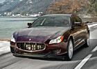 Nové Maserati Quattroporte má úspěch, prodalo se už 8 tisíc kusů