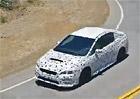 Video: Subaru WRX přistiženo při testech v USA