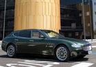 Unik�tn� kombi Maserati Quattroporte jde do prodeje