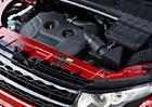 BorgWarner dodá turbodmychadla pro novou generaci motorů Jaguar Land Rover