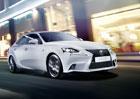 Nový Lexus IS na českém trhu: Šestiválec s automatem od 799.000 Kč