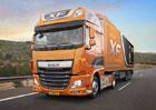 DAF představil tahač Euro 6 XF Low Deck