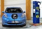 Kancléřka Merkelová potvrdila plány na větší rozšíření elektromobilů
