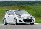 Hyundai i20 WRC má za sebou úspěšný shakedown