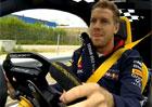 Video: Sebastian Vettel prohání elektrické Renaulty