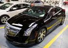 První Cadillac ELR sjel z výrobní linky