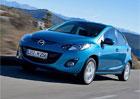 Mazda 2 dostane zkrácenou platformu CX-5