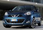 Nissan Micra: Agresivní facelift pro modelový rok 2014