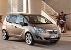 Opel Meriva Smile: Včetně klimatizace za 269.900 Kč