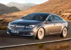 Opel Insignia 2014: Lepší motory a dotyková navigace