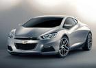 Chevrolet Cruze 2015 bude inspirovaný konceptem sportovního kupé