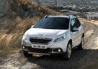 Crossover Peugeot 2008: V Česku od 300.000 Kč