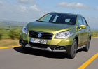 Suzuki SX4: První jízdní dojmy