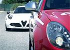 Video: Alfa Romeo 4C,  závodník Marc Gené a jeden šťastlivec z ulice