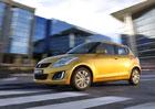 Suzuki Swift 2014: Denní diody a blinkry do zrcátek