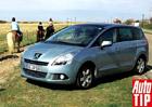 Test 100 000 km: Peugeot 5008 1.6 THP - Závěrečná podpásovka