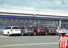 �koda Octavia vs. Ford Focus, Hyundai i30, Kia Cee�d a Opel Astra ST