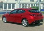 Mazda 3 2014: týden před premiérou bez kamufláže!