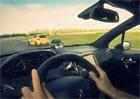 Kdo zrychluje lépe: Renault Clio RS, nebo Peugeot 208 GTi? (video)