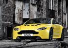 Aston Martin V12 Vantage S zrychlí na 100 km/h za 3,9 s, bude stát přes 4 miliony korun
