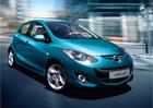 Mazda 2: S bohatou výbavou stojí 269.900 Kč