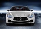 Maserati Ghibli vstupuje na český trh, s dieselem stojí 1,7 milionu