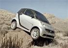 Reklamy, které stojí za to: Smart Fortwo není nejlepší off-road