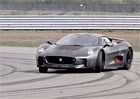 Video: Jaguar C-X75 a jeho vývoj