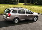 Dacia Logan MCV jde do prodeje, zatím ve Francii