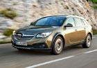 Opel Insignia Country Tourer: S velkým bleskem do přírody