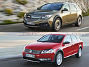 Opel Insignia Country Tourer vs. VW Passat Alltrack