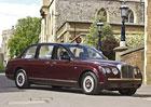 Královnina Bentley State Limousine bude v Londýně ukázána veřejnosti