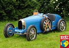 Nostalgic Edition à la Bugatti 35: Nostalgikům s velkým srdcem