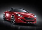Peugeot RCZ R: 270koňové kupé konečně přichází