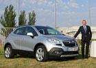 Opel Mokka se bude od roku 2014 vyrábět i ve španělském závodě v Zaragoze