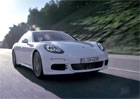 Videop�edstaven� Porsche Panamera S E-Hybrid: Hybridn� nuda nehroz�