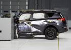 Toyota RAV4 propadla v novém crashtestu IIHS