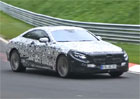Video: Mercedes-Benz S-Class Coupe testuje na Nordschleife
