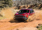 Jeep chystá výkonné SUV Cherokee SRT