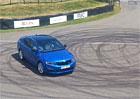 Video z Goodwoodu: Poprvé za volantem Octavie RS