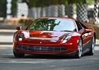Ferrari SP12 EC Erica Claptona se prohánělo v Goodwoodu