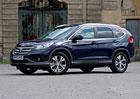 Honda CR-V 1.6 i-DTEC: První jízdní dojmy