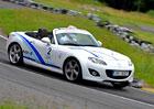 Mazda MX-5 Cup: Třetí závod vítězně za námi