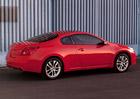 Kupé Nissan Altima končí kvůli nezájmu zákazníků