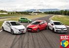 Ford Fiesta ST vs. Peugeot 208 GTi vs. Renault Clio R.S. vs. �koda Fabia RS