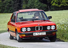 BMW 524td: 30 let dieselových Bavoráků